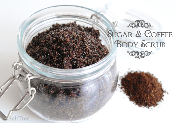 Learn How to Make A Coffee Body Scrub From Scratch