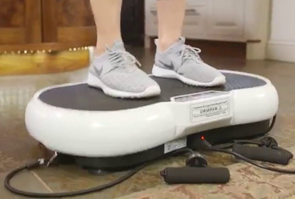 Vibration Plate Machine For Cellulite - Quick Results Exercises