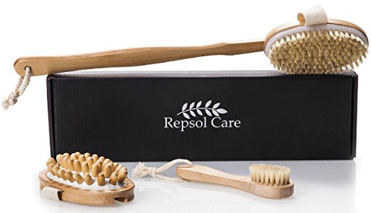 dry brushing massage bundle
