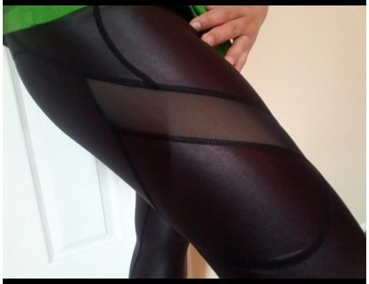 yoga leggings to minimize cellulite
