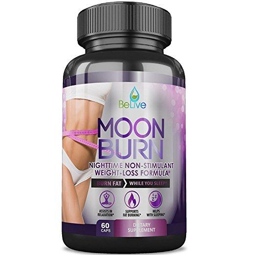 moon burn pills lose weight