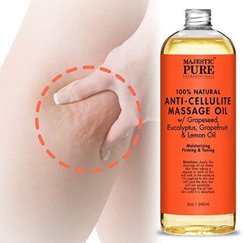 majestic pure oil