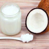 coconut oil cellulites